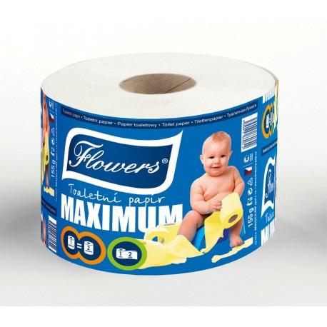 TP Flowers MAXIMUM 2vr. , recykl, solo