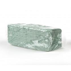 Pap.ručníky ZZ   zelené 1vr.5000ks ražba