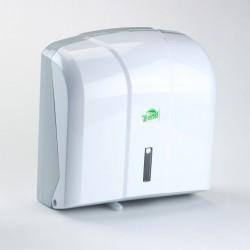 K99625 T41 B Zásobník Trend ZZ skládané ručníky bílý