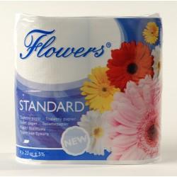 TP Flowers 4x200 út. 1vr. , recykl