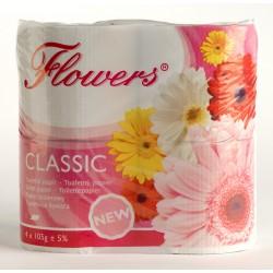 TP Flowers Classic x4 1vr. , recykl, 105g